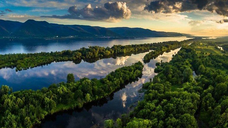 Особенности природной зоны Самарской области