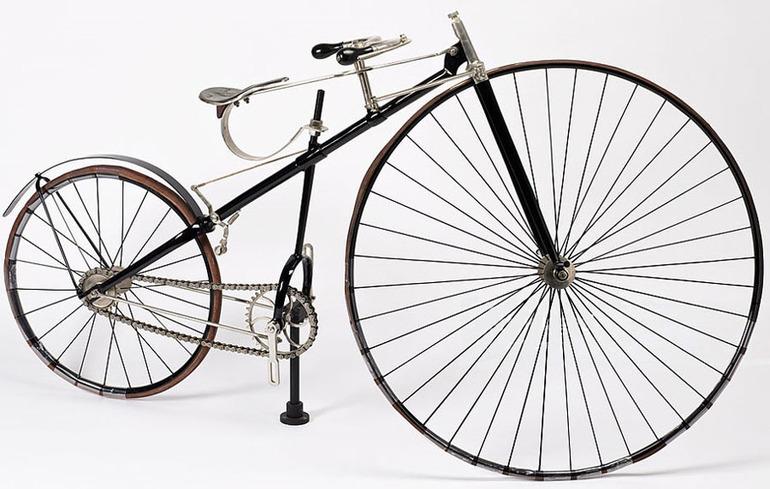 Велосипеды Лоусона