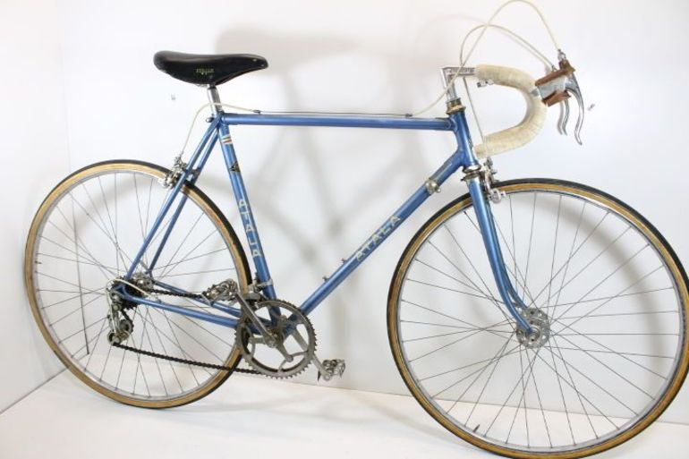 Велосипед Туллио Кампаньоло