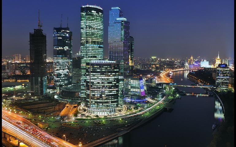Процессы урбанизации в Российской Федерации