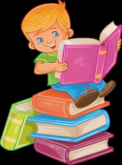 Стихи о любви к чтению для детей