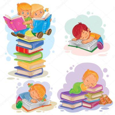 Стишки о книгах и библиотеке
