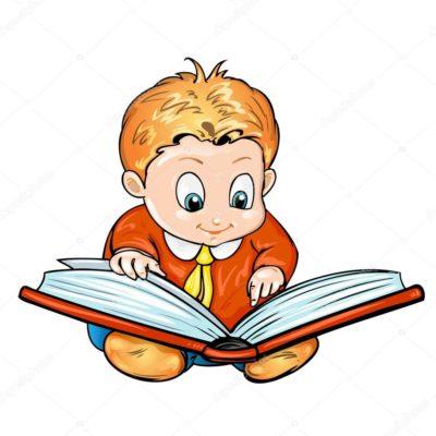 Стихи про чтение детских писателей