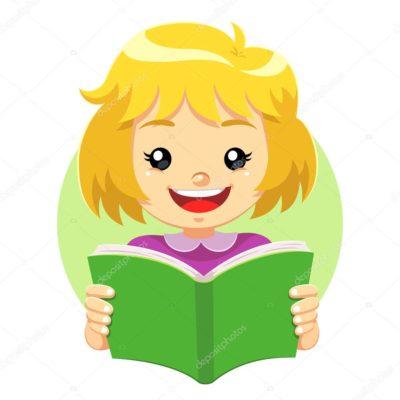 Короткие стихи о книгах для детей