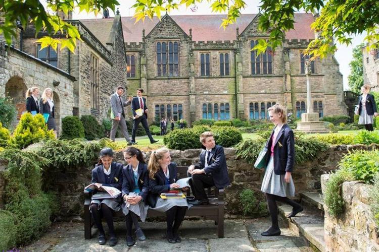 Английская школа